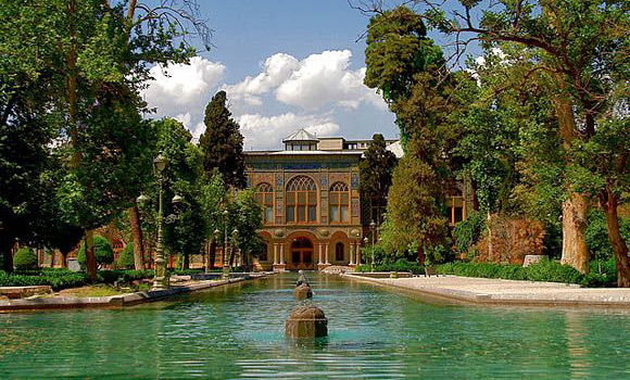 Golestan Palace Top Ten Tehran