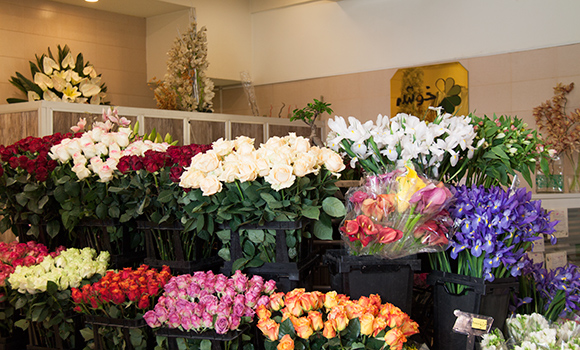 Khoushe Flower shop