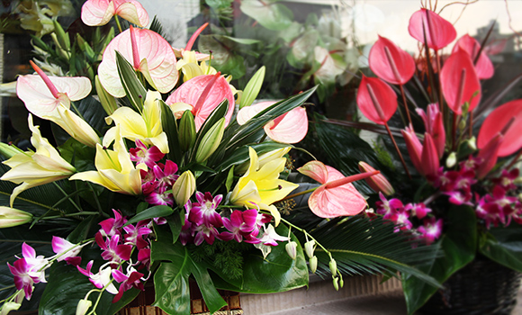 Bahar Flower Shop