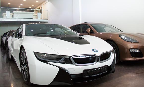 Armani Auto Gallery