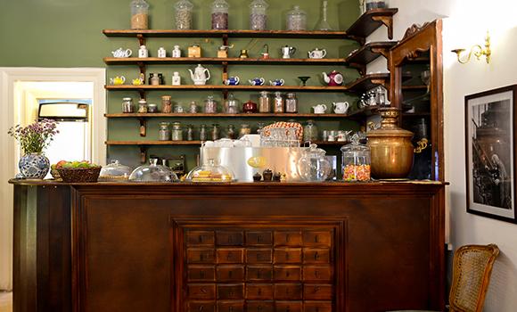 Tehroon Café