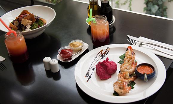 Terrace California Cuisine