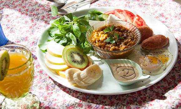 Masoudieh Café