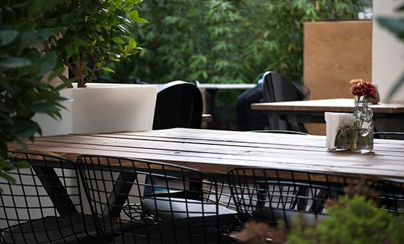 Tea Garden Café & Restaurant