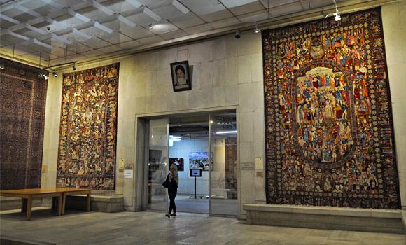 Carpet Museum Of Iran Top Ten Tehran