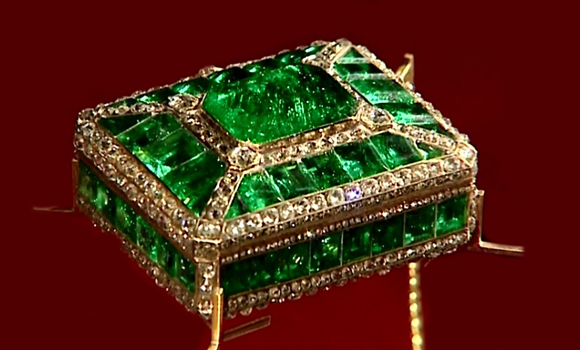 The Royal Jewelry Museum of Iran