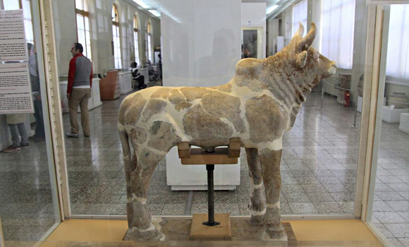 The National Museum of Iran