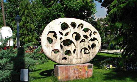 Iranian Art Garden Museum