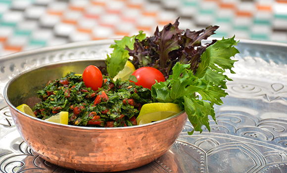 Mamounia Moroccan Cuisine