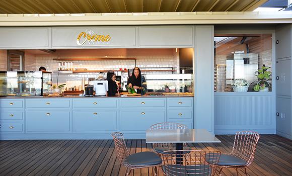 Crème Café & Bakery
