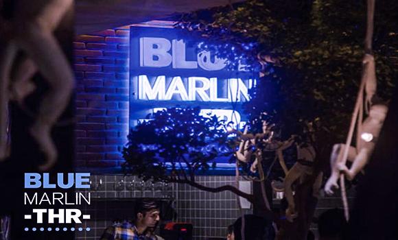 Blue Marlin THR