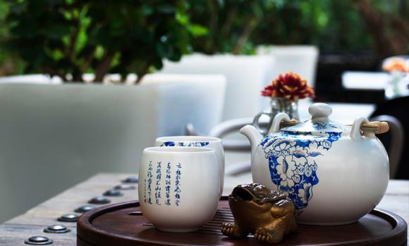 Tea Garden Cafe Tehran